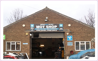 Best MOT services in Medway