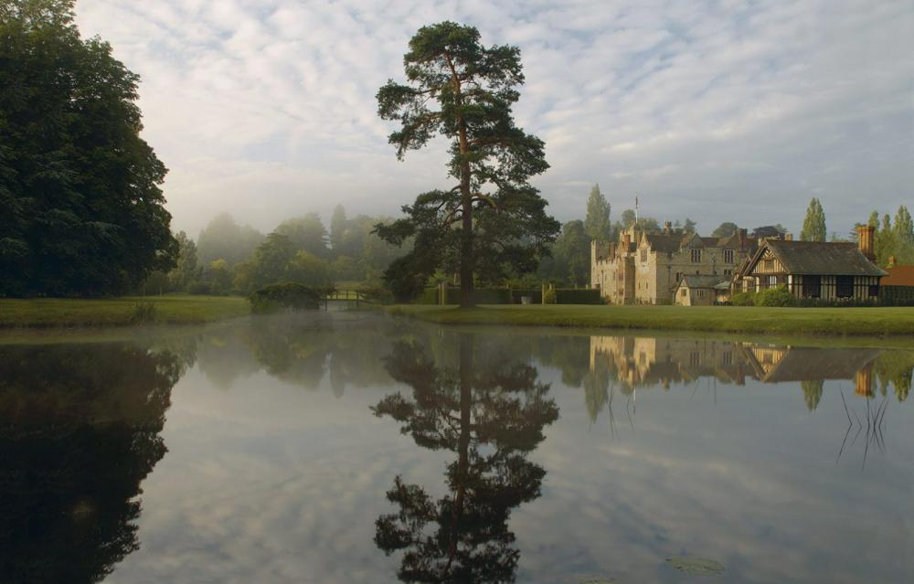The castle has magnificent gardens and lakes, an idyllic place for a great day out.