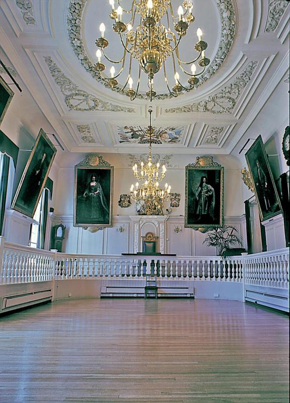 The Guildhall Chamber