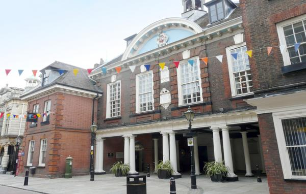 Guildhall Museum Rochester