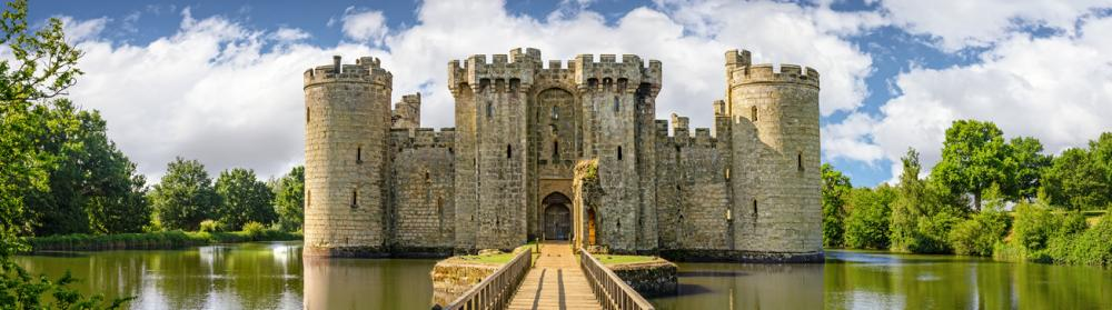 One of Britain's most picturesque and evocative castles. Please click this image